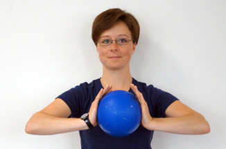 Physiotherapie Team Praxis Jülich: Saskia Robinius - Re